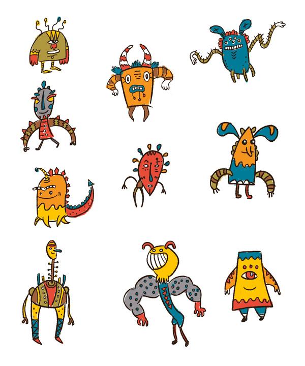 02-random-creatures