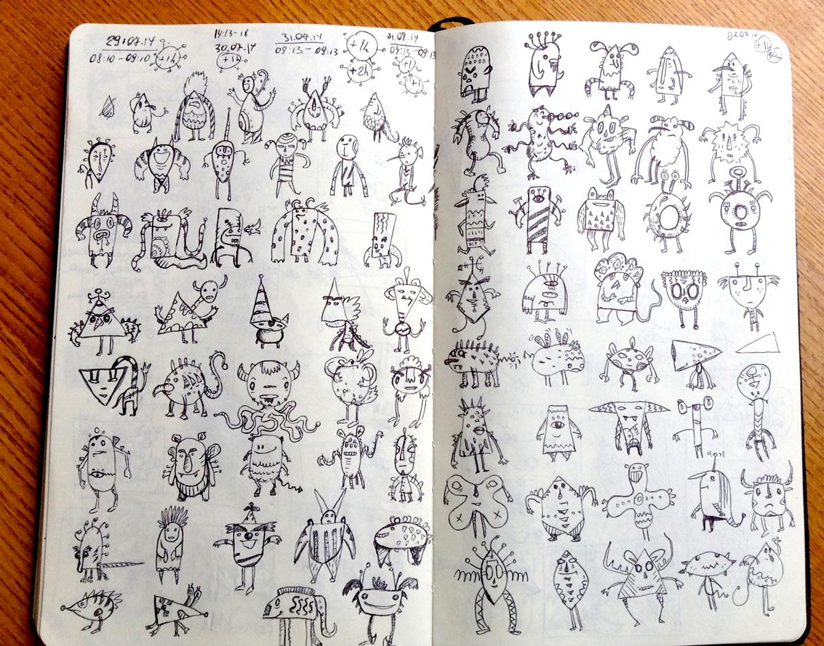 random-creatures06