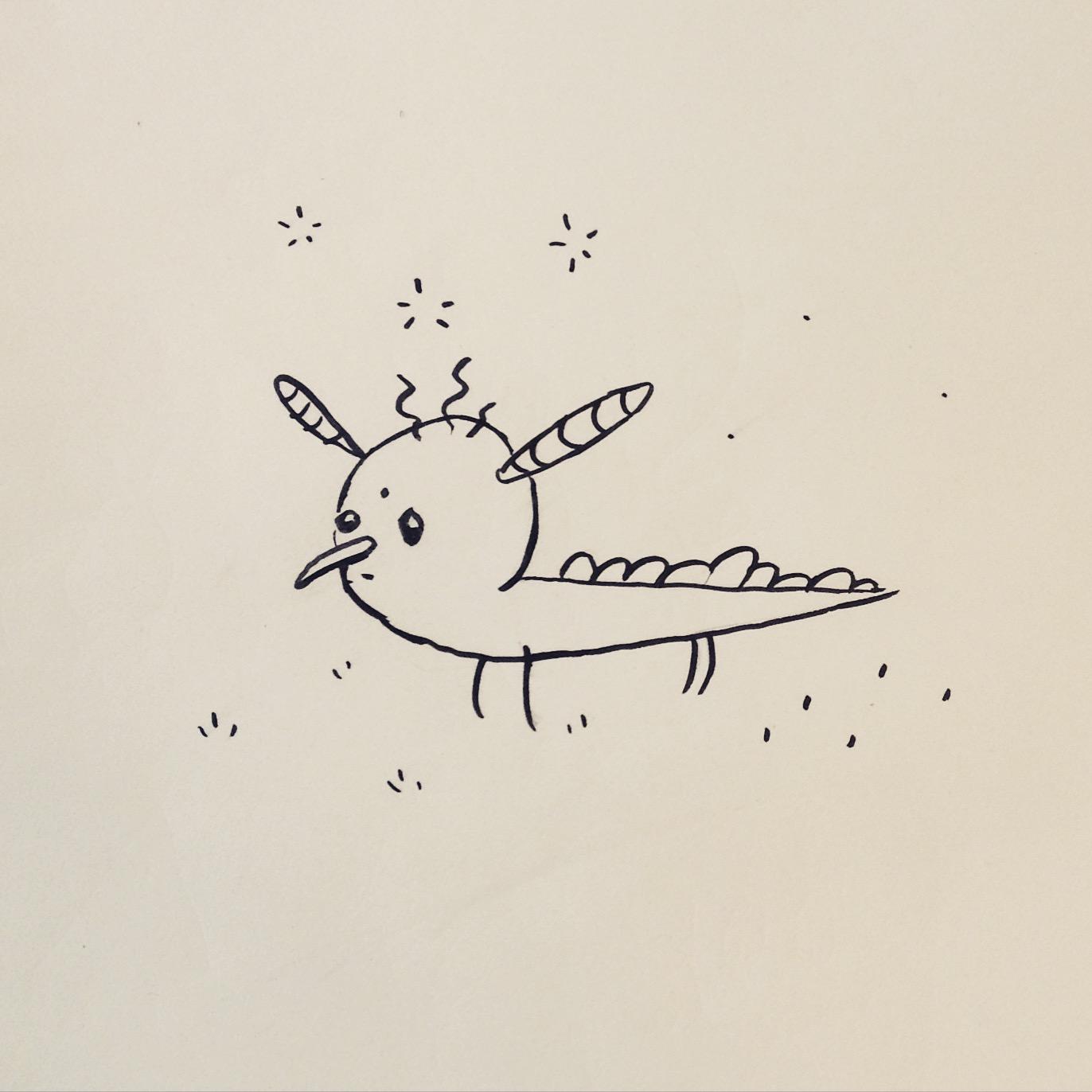Random creature 1
