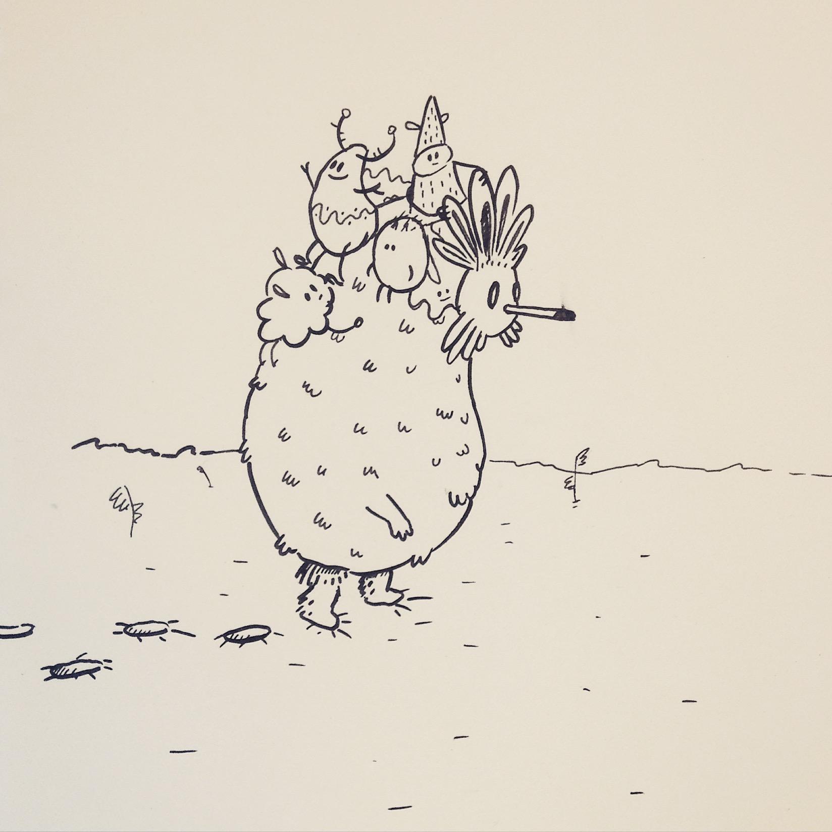 Random creature 6