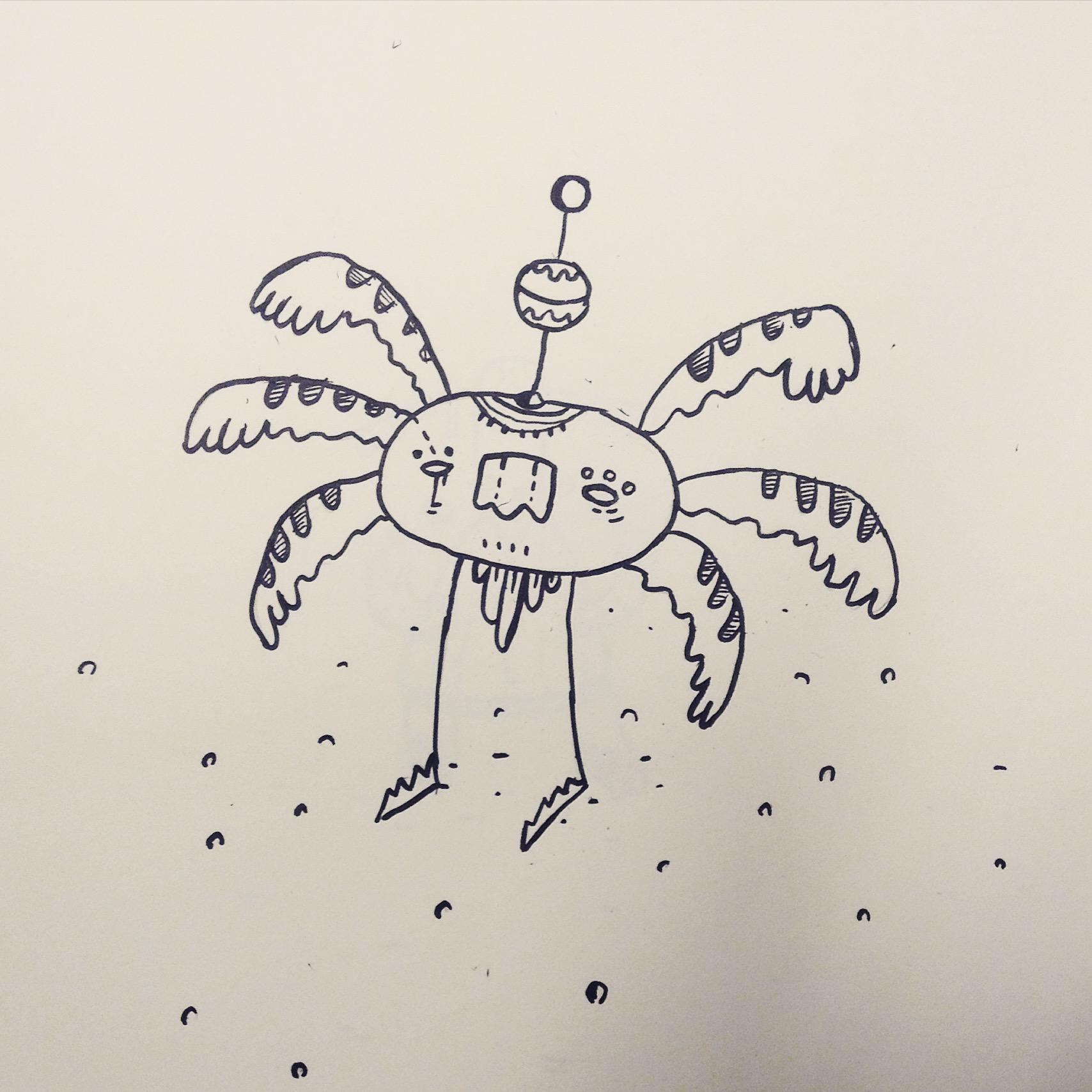 Random creature 8