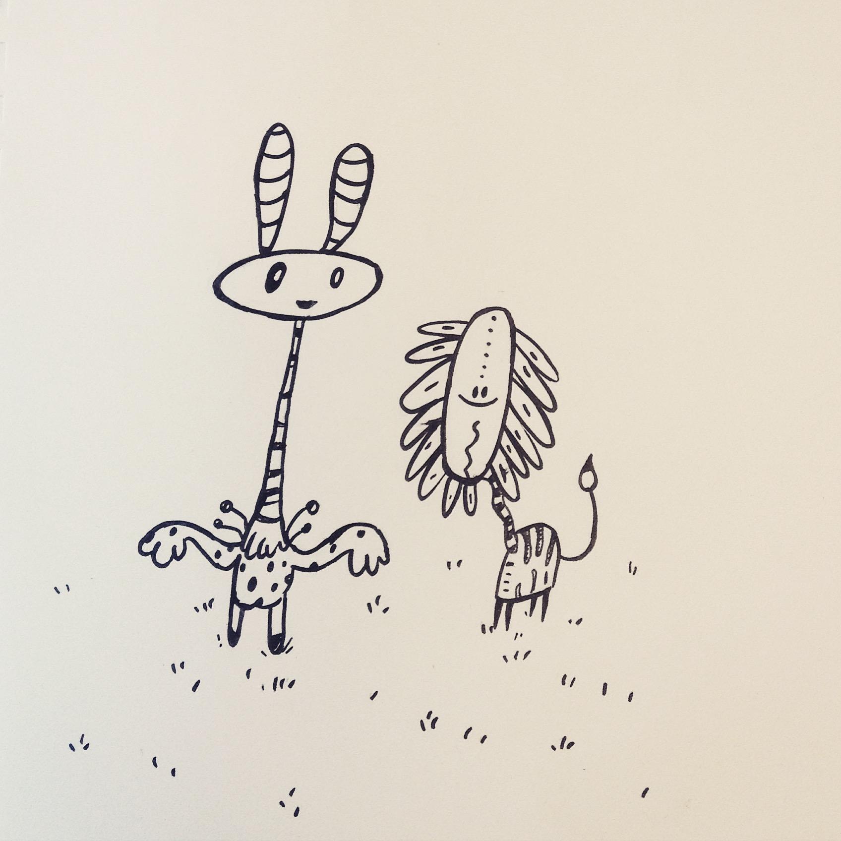 Random creature 10